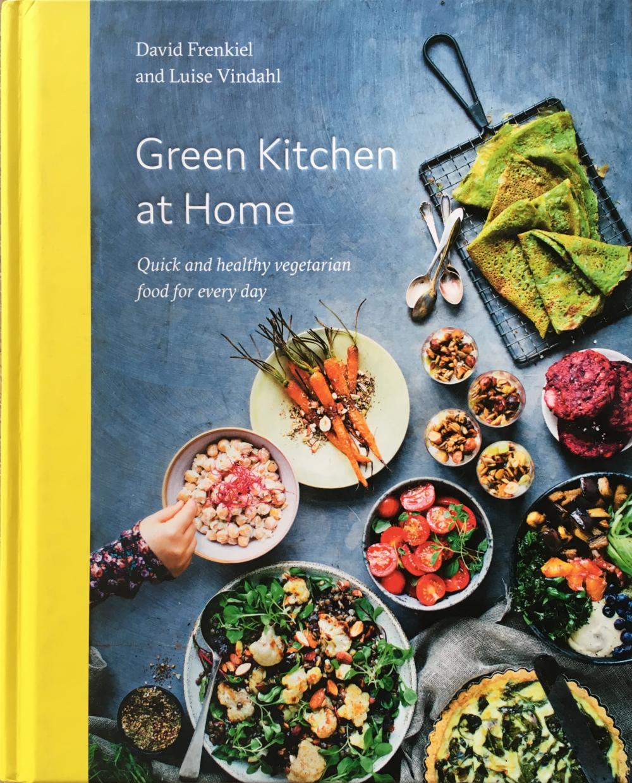 Mijn nieuwste aanwinst: Green Kitchen at Home
